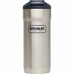 Термокружка STANLEY Adventure Lock Mug 0.47L Stainless Steel
