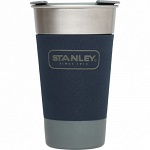 Пинта STANLEY Adventure 0.47L Stainless Steel Navy
