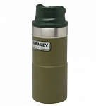 Термокружка STANLEY Classic One Hand 2.0 0.47L Olive