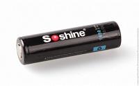 Аккумулятор Soshine 18650 Li-Ion 3600 мАч, защищенный, 1 шт.