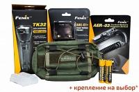 Комплект Охотник 3 (TK32 2016, ARE-С1+, ARB-L18-3500, AER-02, кронштейн, сумка)