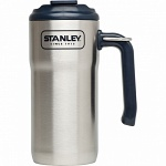 Термокружка STANLEY Adventure Travel Mug 0.47L Stainless Steel