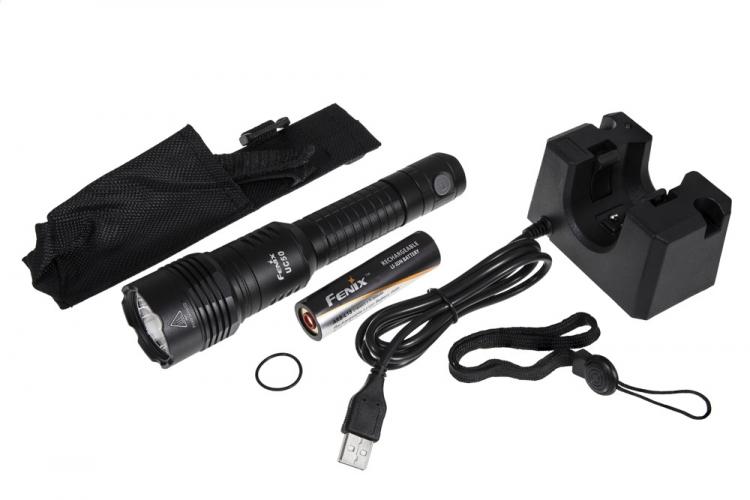 Фонарь Fenix UC50 (XM-L2, ANSI 900 lm, USB)