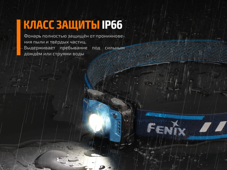 Фонарь Fenix HL12R (XP-G2 R5, ANSI 400 lm, 1000 mAh)